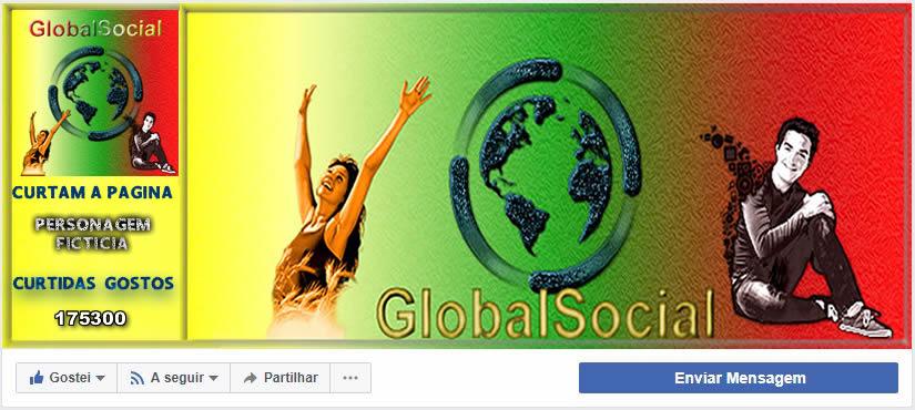 Pagina Curtam, a Pagina no Facebook
